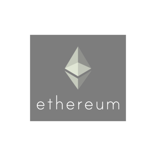 Ethereum with background